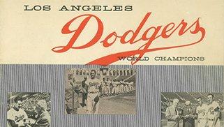 Dodgers Header Image1960