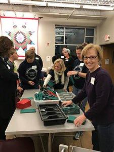 Davenport Evans Banquet Volunteers 2016