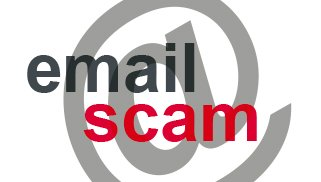 Email Scams Graphic