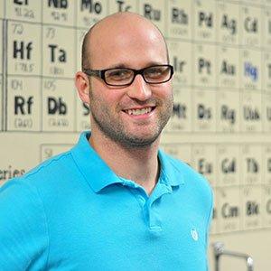 Davenport Evans Scholar Dr. Michael Amolins, Harrisburg School District