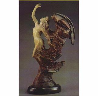 Davenport Evans Sponsors Brimstone by Martin Eichinger in SculptureWalk