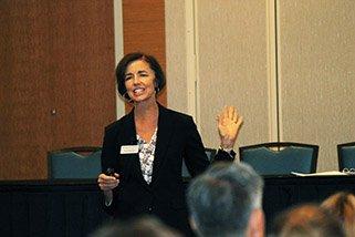 Bender Speaks at SHRM, Bar Association Events