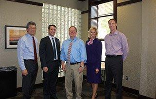 Secretary of State Shantel Krebs Visits Davenport Evans