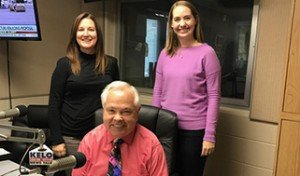 Tiffany Miller, Bill Zortman, and Justine Murtha on Website ADA Compliance