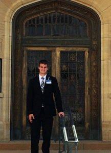 Nate Vinzant Davenport Evans Scholar