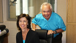 Jean Bender and Bill Zortman KELO NewsTalksm