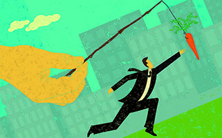 Carrot and Stick Employee Benefit Implications