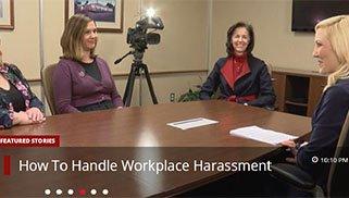 Workplace Harassment KELO Davenport Evans