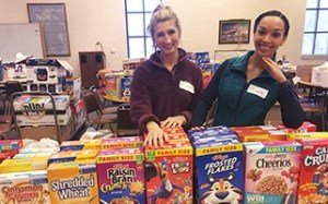 Cereal Donation - Second Circuit Women in Law