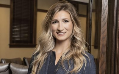 Holmstrom in SiouxFalls.Business: New Lawyer Embraces Importance of Mentoring
