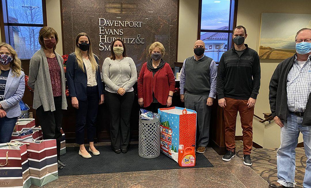 Davenport Evans Sponsors Christmas Families Through Presentation Sisters Caminando Juntos Ministry