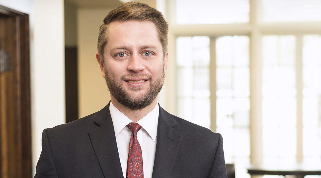 Davenport Evans Announces New Partner Joel Rische