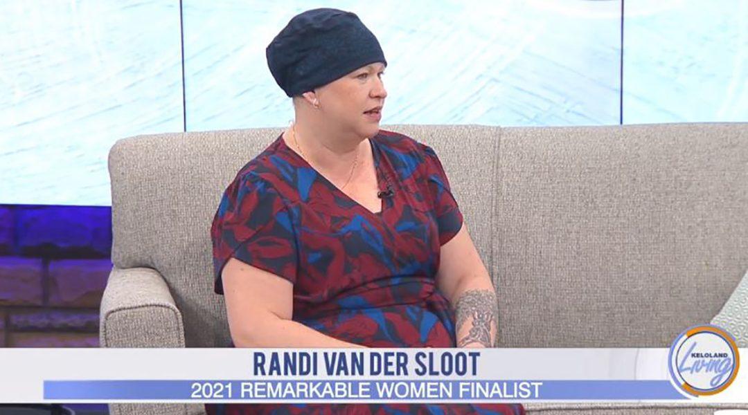KELOLAND Announces Remarkable Women Finalist Randi Van Der Sloot