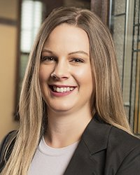 Davenport Evans lawyer Lori Rensink