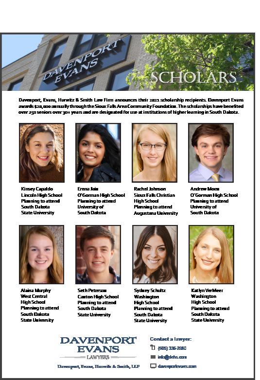 DEHS Scholarships 2021