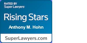Anthony Hohn Super Lawyers 2021