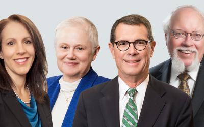Larson, Akkerman, Donohue, Prendergast Top-Ranked in 2021 Chambers High Net Worth Guide