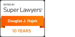 Doug Hajek Super Lawyers 2021