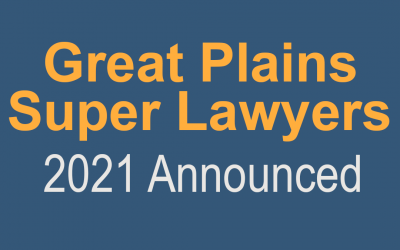 """12 Davenport Evans Lawyers Named by Great Plains Super Lawyers, Three Named """"Rising Stars"""""""