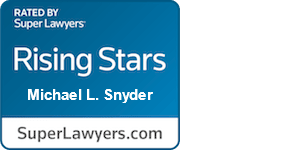 Michael L. Snyder Super Lawyers Rising Stars
